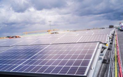 Duurzame energie bij Regelink schroothandel